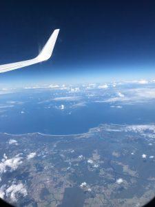 Airborne experiences